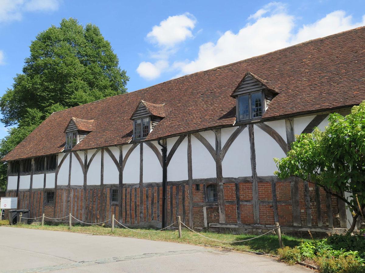 Pilgrim's Hall