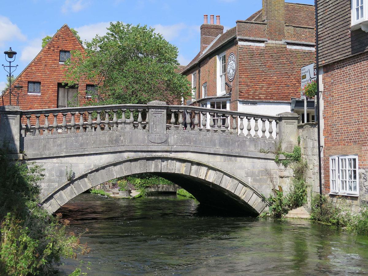 The City Bridge