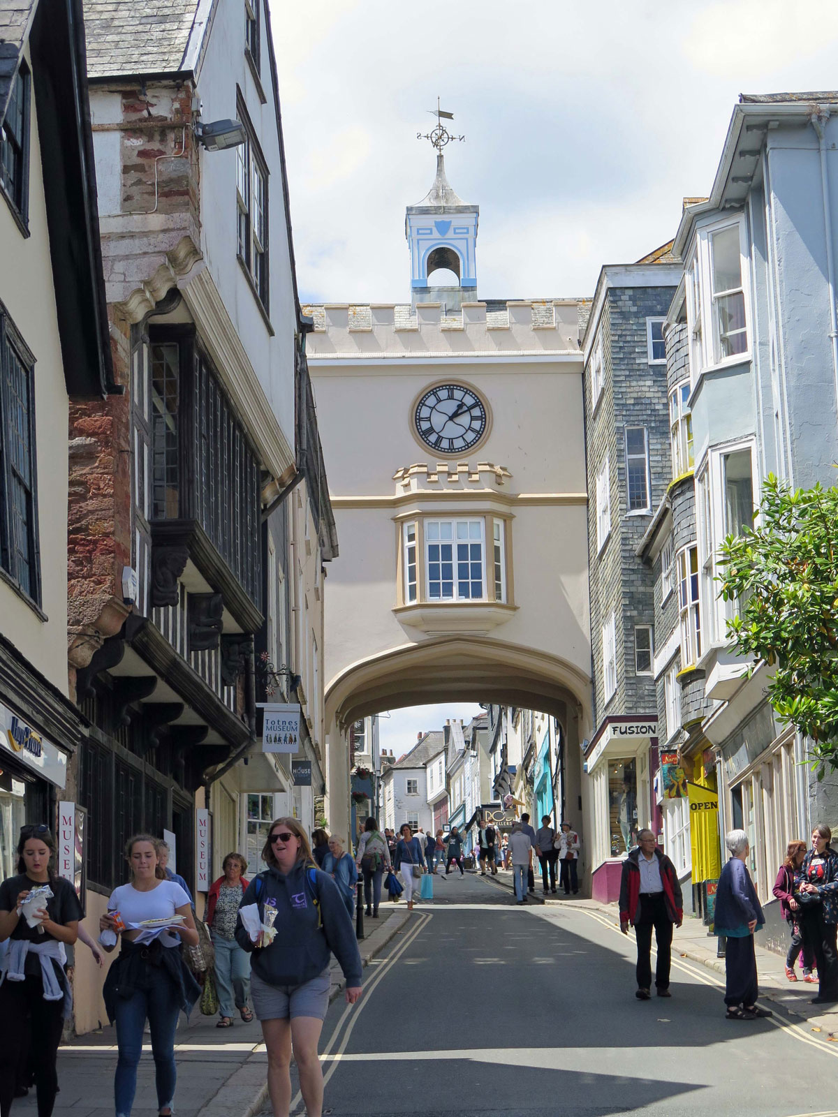 The Eastgate Arch