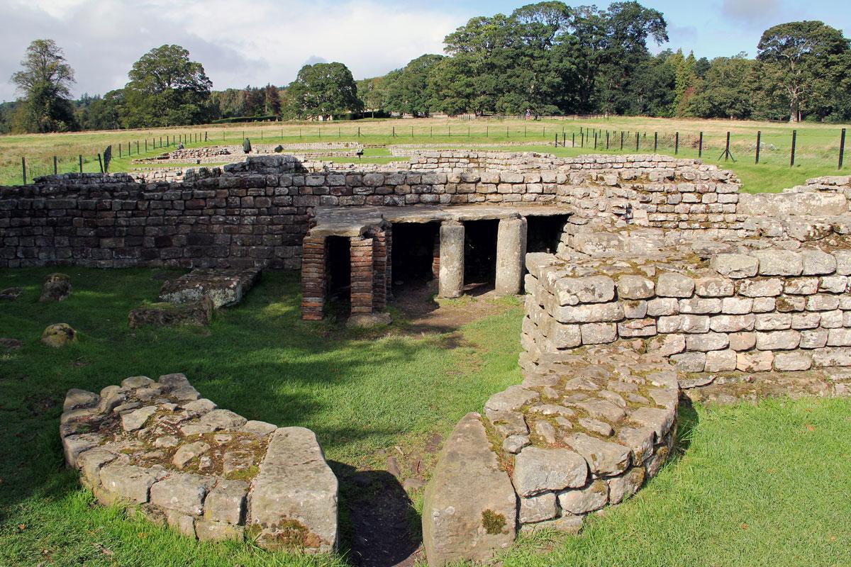 The Praetorium Baths