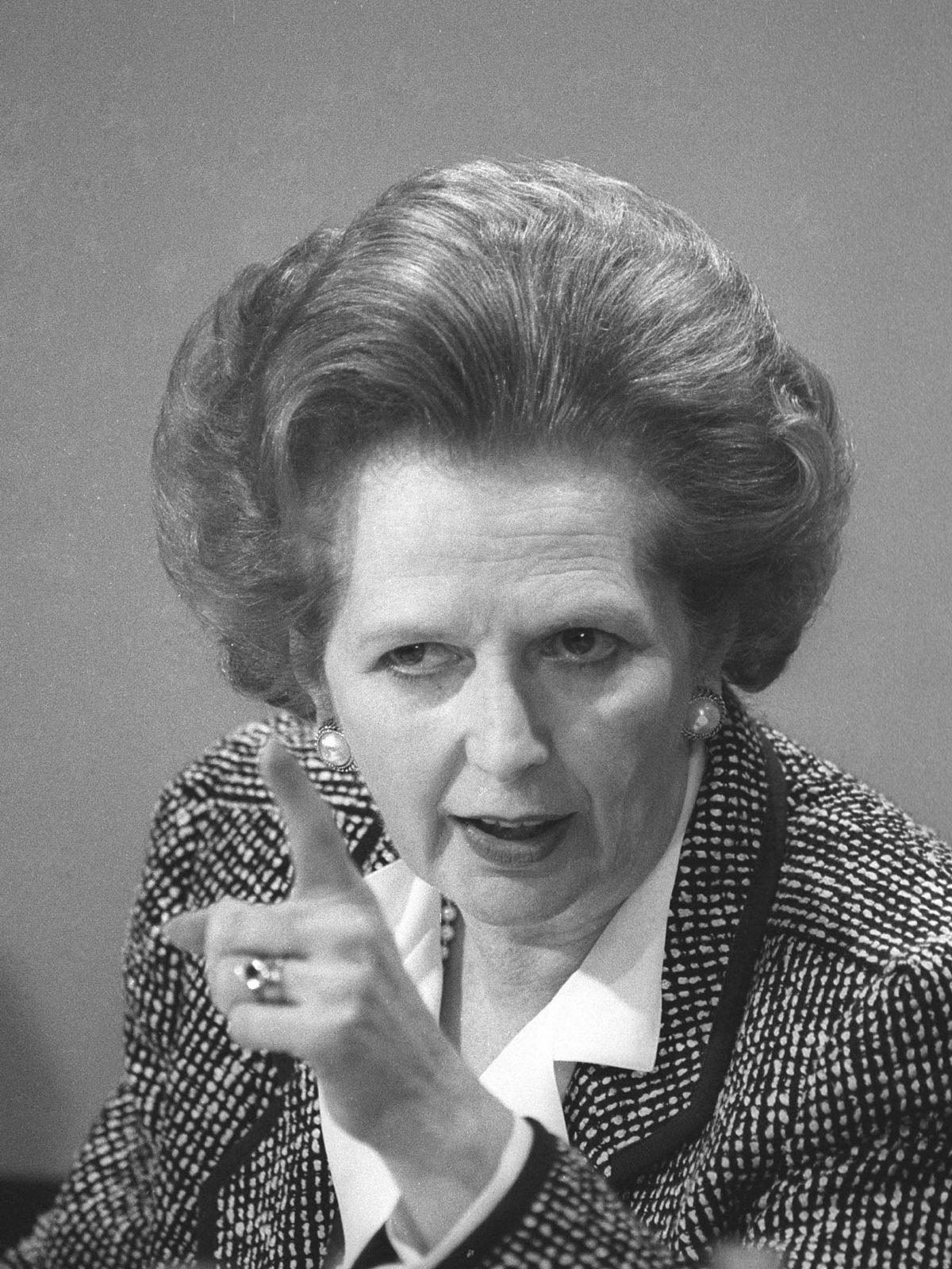 Margaret Thatcher (Pinterest)