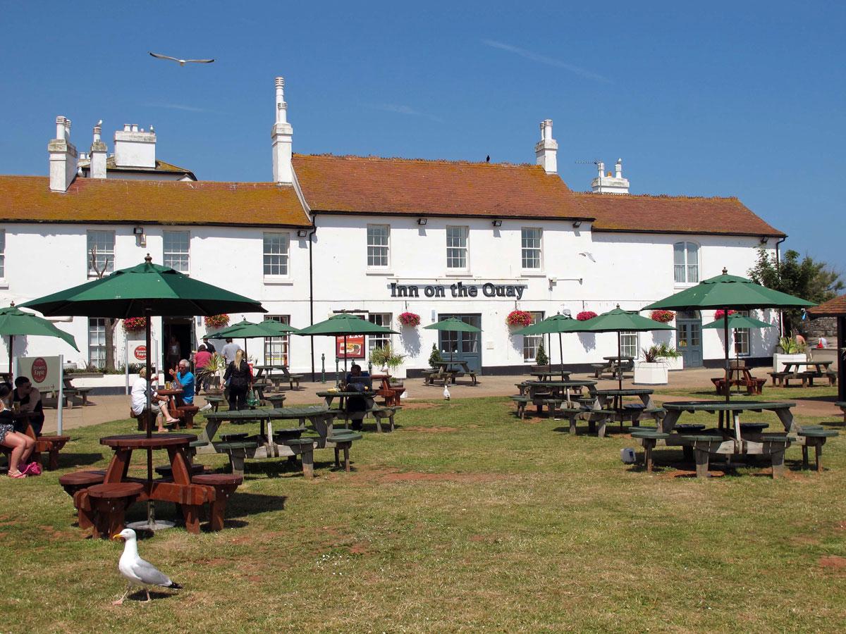 The Inn on the Quay