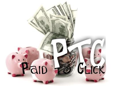 Berbagi cerita mencari untung dari Paid to Click (PTC) image