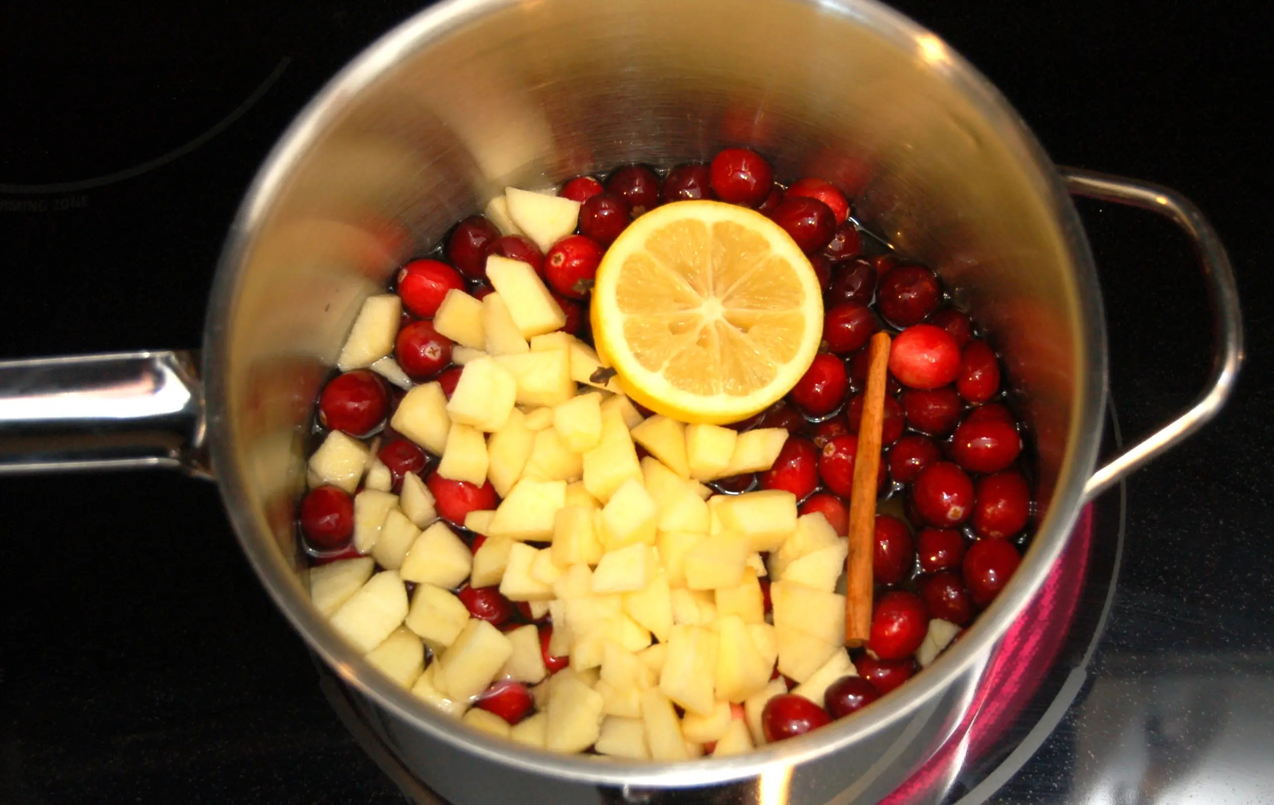 Homemade Cranberry Relish