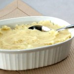 Make Ahead Mashed Potatoes
