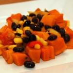 Sweet Potatoes Southwestern Style