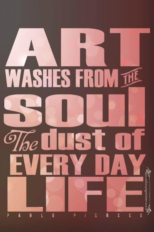 Art Quote P Picasso Art Quote   P Picasso