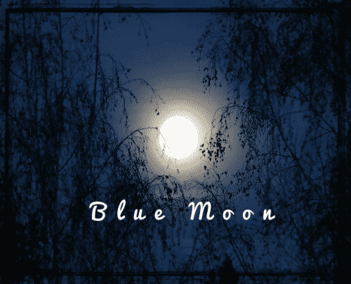 BeFunky Blue Moon1 500x404 Review of New BeFunky Graphic Designer