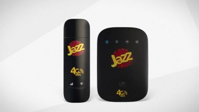 jazz 4g device packages