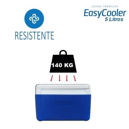 CAIXA TÉRMICA EASYCOOLER 5L-835