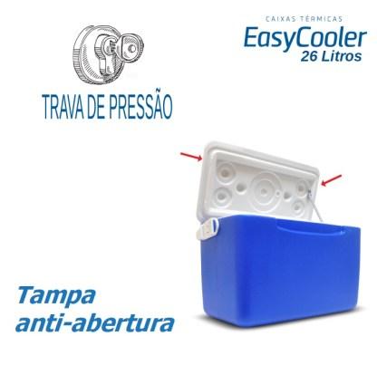 CAIXA TÉRMICA EASYCOOLER 26L-896