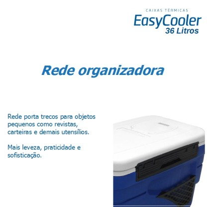 CAIXA TÉRMICA EASYCOOLER 36L COM RODA-969