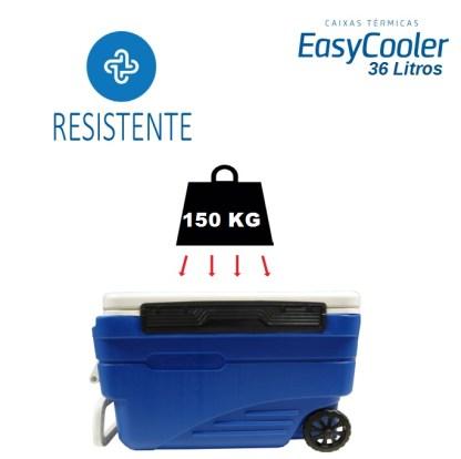 CAIXA TÉRMICA EASYCOOLER 36L COM RODA-965