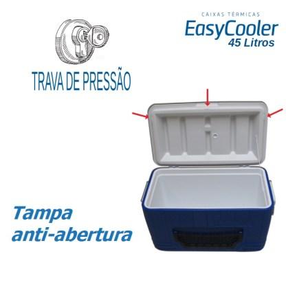 CAIXA TÉRMICA EASYCOOLER 45L-921