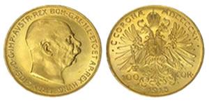 austria 100 ducat