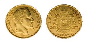 france 10 francs napoleon