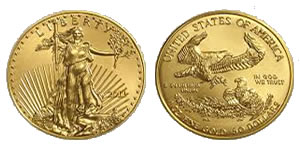 us 10 dollars gold