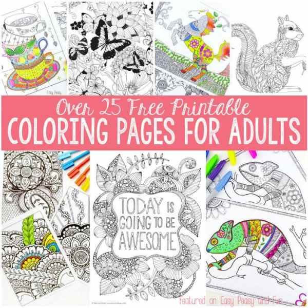 printable free coloring pages # 15