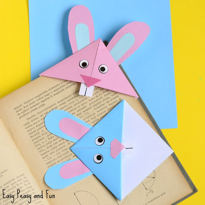 25 Easter Crafts For Kids Lots Of Crafty Ideas Easy