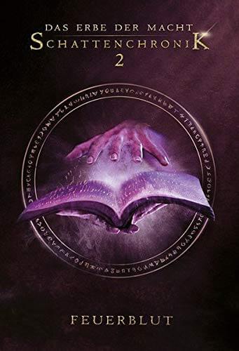 Fantasy Buch Das Erbe der Macht: Schattenchronik 2 von Andreas Suchanek