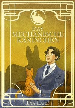 Manga Comic Das mechanische Kaninchen von Dia Lane