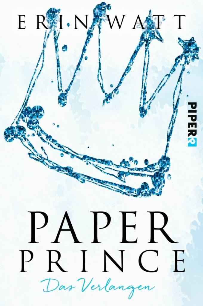 Young Adult Buch Paper Prince: Das Verlangen von Erin Watt