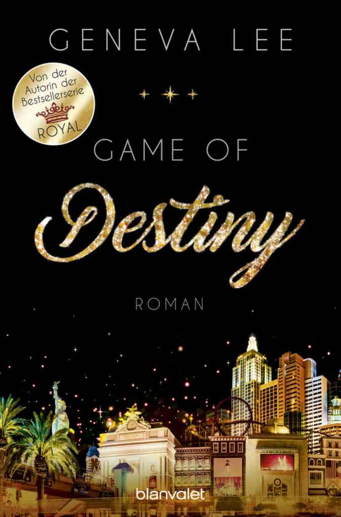 Young Adult Buch Game of Destiny von Geneva Lee