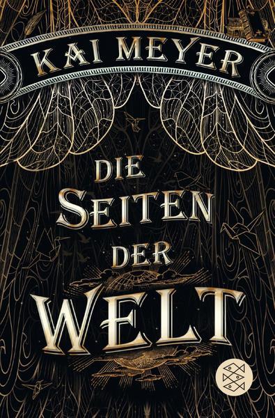 Fantasy Buch Die Seiten der Welt von Kai Meyer