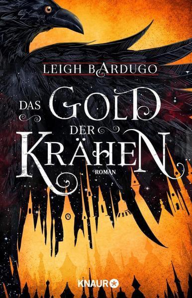 Fantasy Buch Das Gold der Krähen von Leigh Bardugo