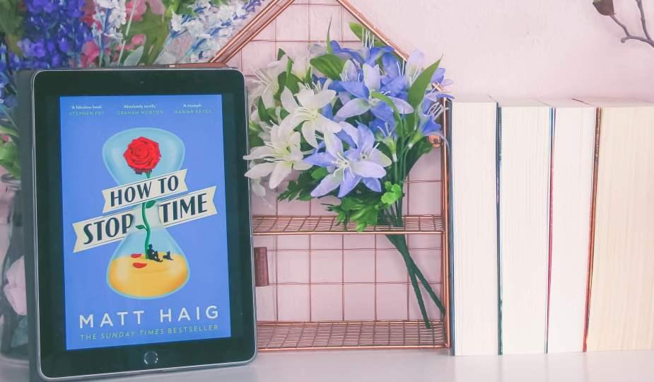 how to stop time Matt Haig