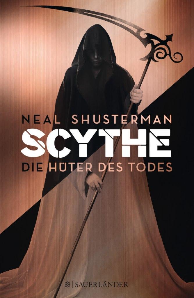 Utopie Buch Scythe: Die Hüter des Todes von Neal Shusterman