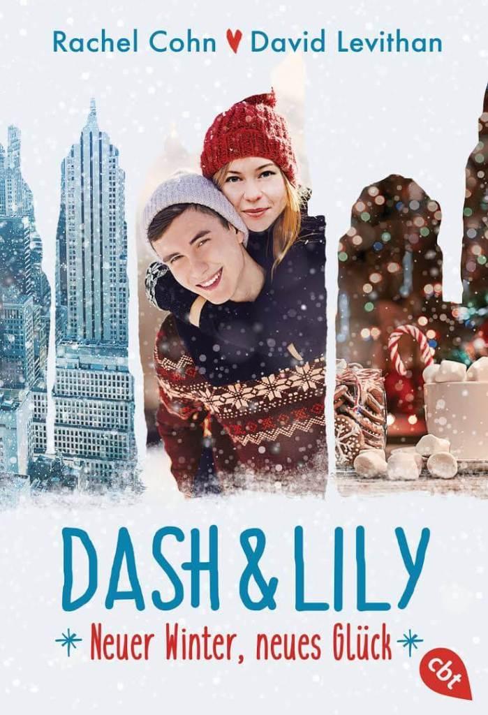 Jugend Buch Dash & Lily Neuer Winter, neues Glück von David Levithan und Rachel Cohn