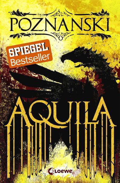 Jugendbuch Thriller Aquila von Ursula Poznanski