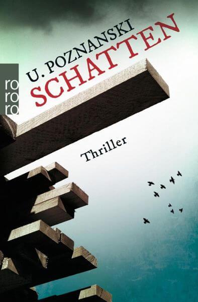 Krimi Thriller Buch Schatten von Ursula Poznanski
