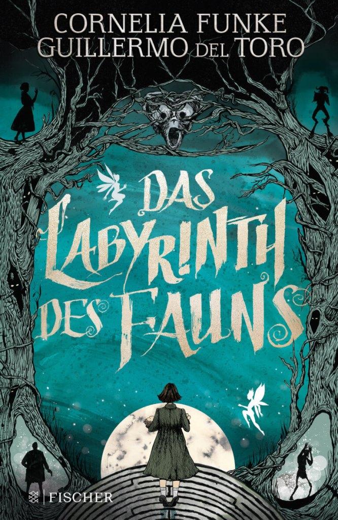 Das Labyrinth des Fauns von Cornelia Funke und Guillermo del Toro Buchcover