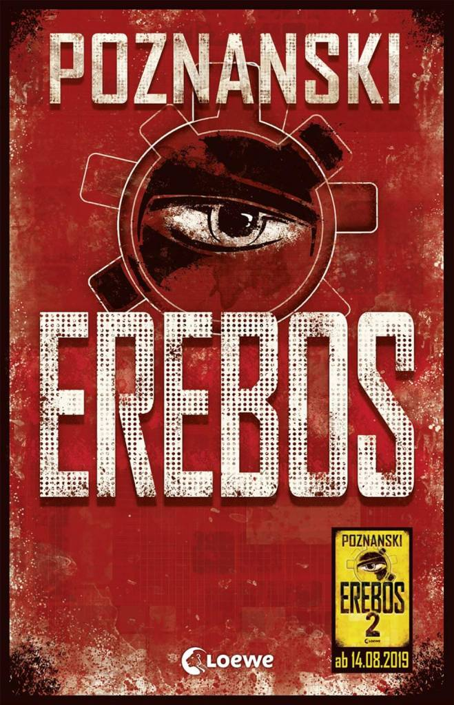 Erebos von Ursula Poznanski Cover