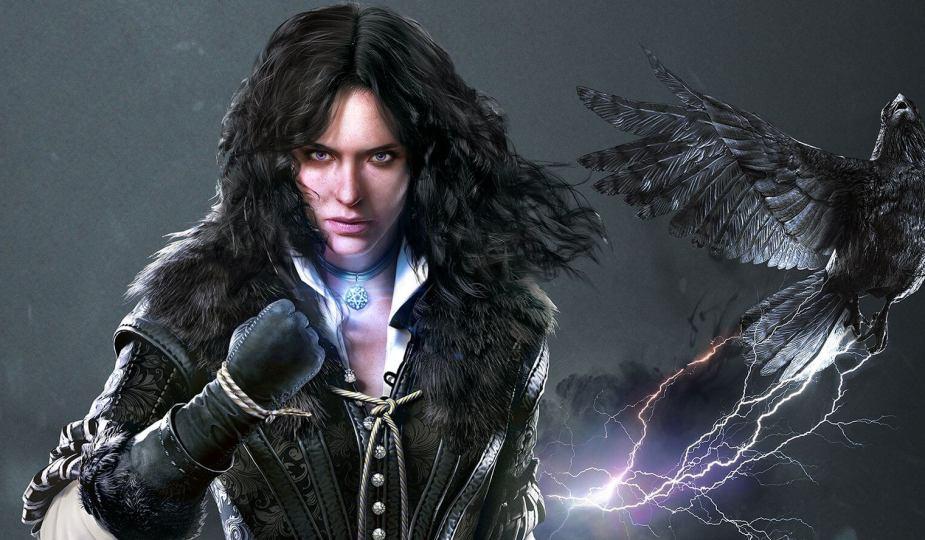 Yenner von Vengerberg im Witcher 3 Spiel