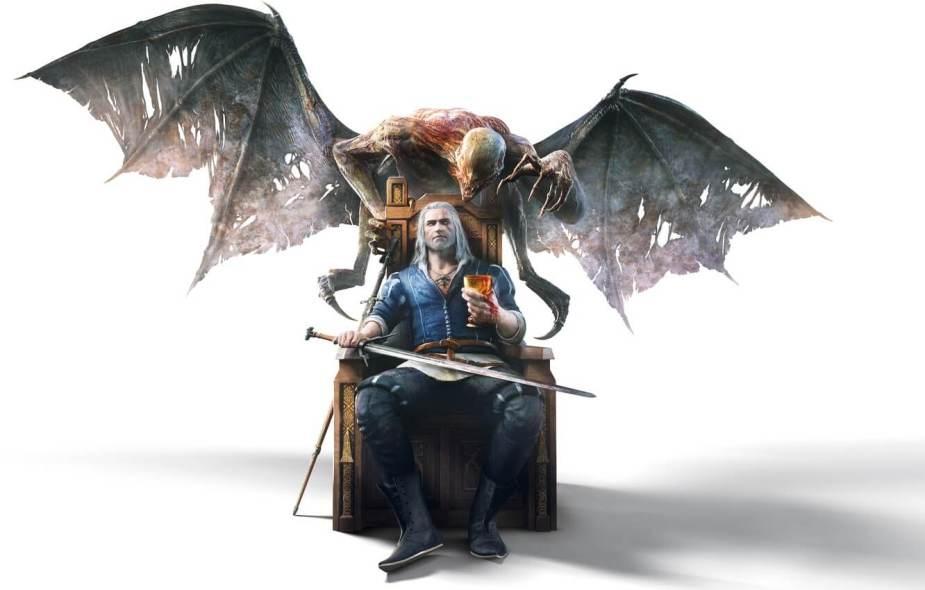 Vampir in Witcher 3 Wild Hund - Blood and Wine