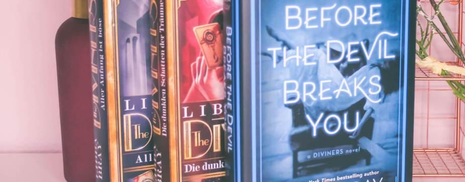 Lesechallenge 2020 The Diviners von Libba Bray