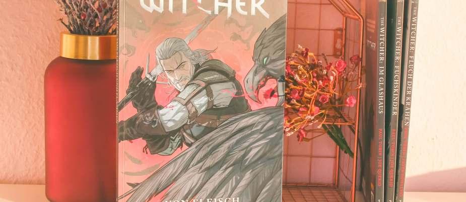 The Witcher Comic von Fleisch und Flammen