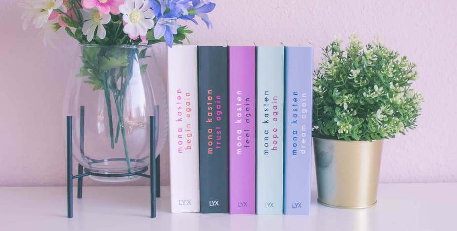 Lieblingsbuchreihe Again Reihe