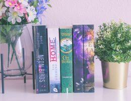 Potentielle Lieblingsbuchreihen Header