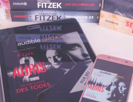 Rezension Auris 1 und 2 von Sebastian Fitzek