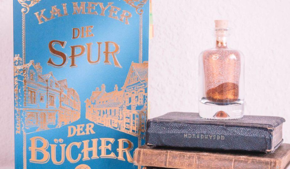 Die Spur der Bücher von Kai Meyer
