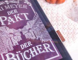 Kai Meyer der Pakt der Bücher Rezension