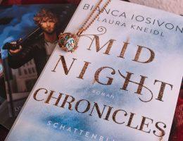Laura Kneidl Midnight Chronicles Schattenblick Rezension