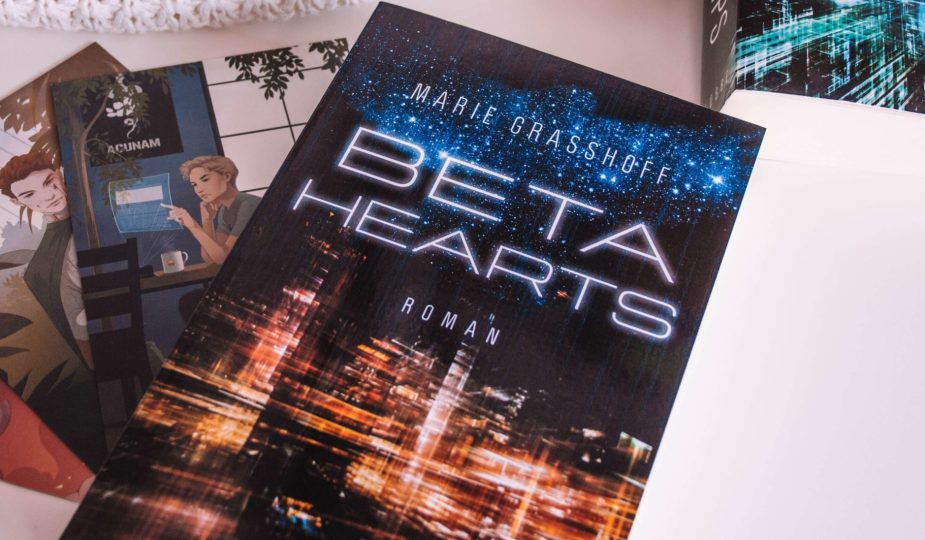Beta Hearts von Marie Graßhoff Rezension