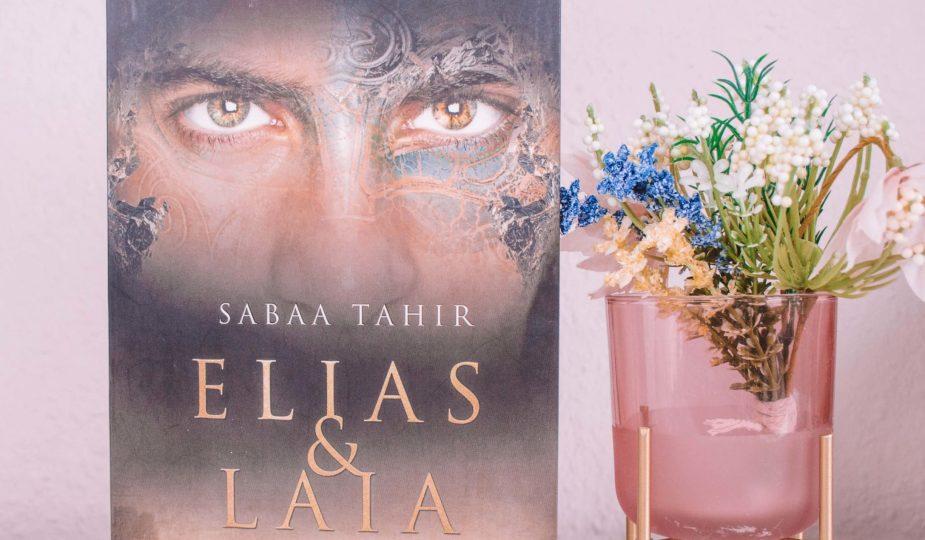 Elias und Laia von Sabaa Tahir Rezension