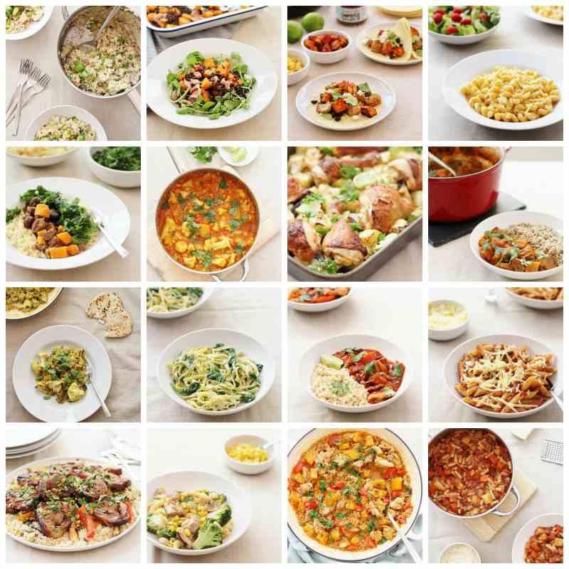 Hassle Free Midweek Meals
