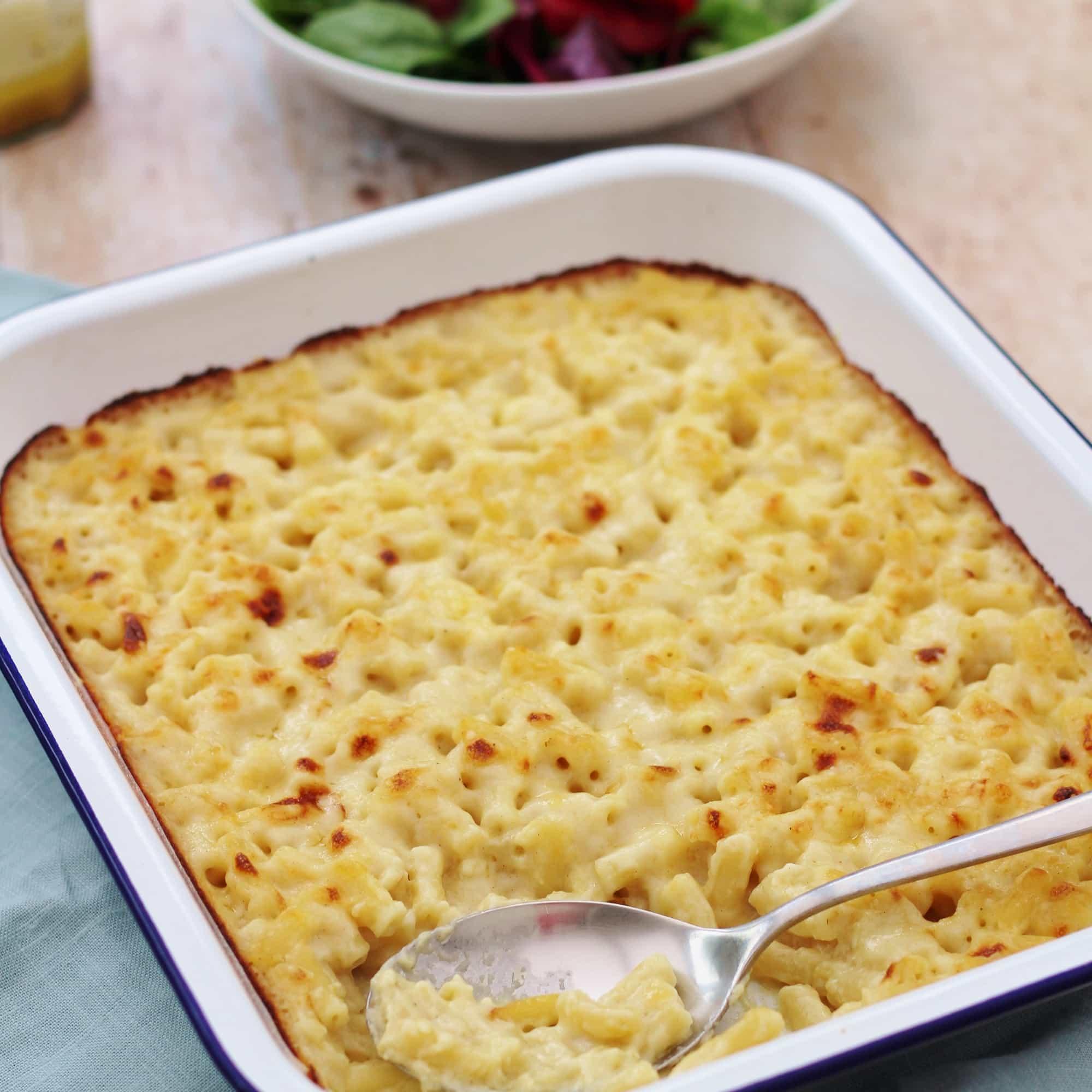 Super Simple Macaroni Cheese Easy Peasy Foodie